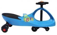 Smart car blue