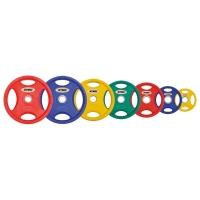 Профессиональные диски для штанг Stein Color Angle Plate  DB6060