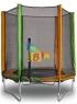Батут KIDIGO  140 см. с защитной сеткой