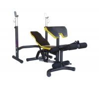 Универсальная скамья для жима FitLogic SA100