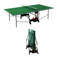 теннисный стол sunflex hobby indoor с сеткой