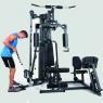 Фитнес станция Finnlo Autark 2500-100 стек 100 кг (черная) 3945-100