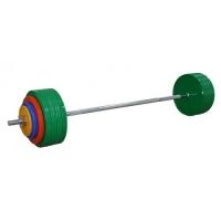 Штанга ИнтерАтлетика 65 кг