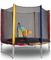 Батут  KIDIGO 244 см. с защитной сеткой