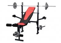 Скамья HS 1055 + Штанга 50 кг