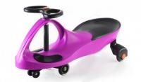 mart car purple с полиуритановыми колесами