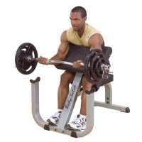 Скамья Скотта Body-Solid Preacher Curl Bench GPCB329
