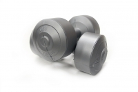 Гантели виниловые 2х4 кг SS-EK-2021-4