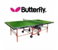 стол теннисный butterfly playback outdoor rollaway