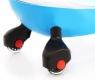 Smart car blue с полиуритановыми колесами