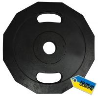 Диск для  олимпийской штанги Newt 10 кг