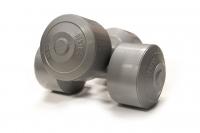 Гантели виниловые 2х5 кг SS-EK-2021-5