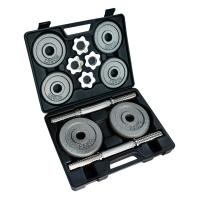 Домашний набор гантель в чемодане Stein Home Dumbbell Hammer Set Box 20 kg
