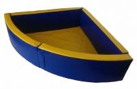 Сухой бассейн МВМ «Угол» 2