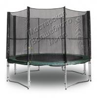 Защитная сетка для батута  KIDIGO 366 см