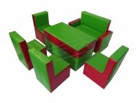 Комплект детской мебели KIDIGO™ Гостинка Люкс