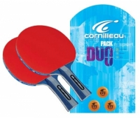 Набор теннисных ракеток Cornilleau Pack Duo Indoor