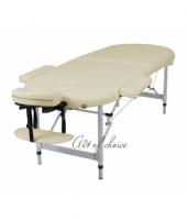 Алюминиевый массажный стол TES