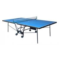 Теннисный стол Gsi Sport Compact Strong Blue