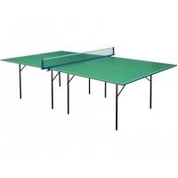 Теннисный стол Gsi Sport Hobby Light Green