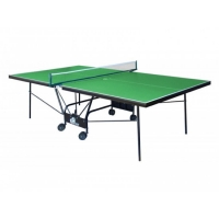 Теннисный стол Gsi Sport Compact Strong Green
